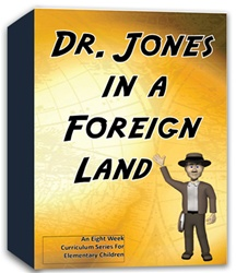 Dr. Jones in a Foreign Land Download