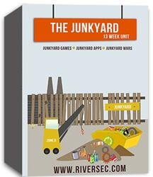 Imagination Factory: The Junkyard Quarter