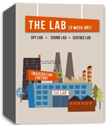 Imagination Factory: The Lab Quarter